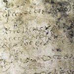 Scoperta a Olimpia una tavoletta con 13 versi dell'Odissea